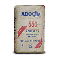 Цемент ПЦ-II-А / Ш 550 (Д-20) Турция 25кг