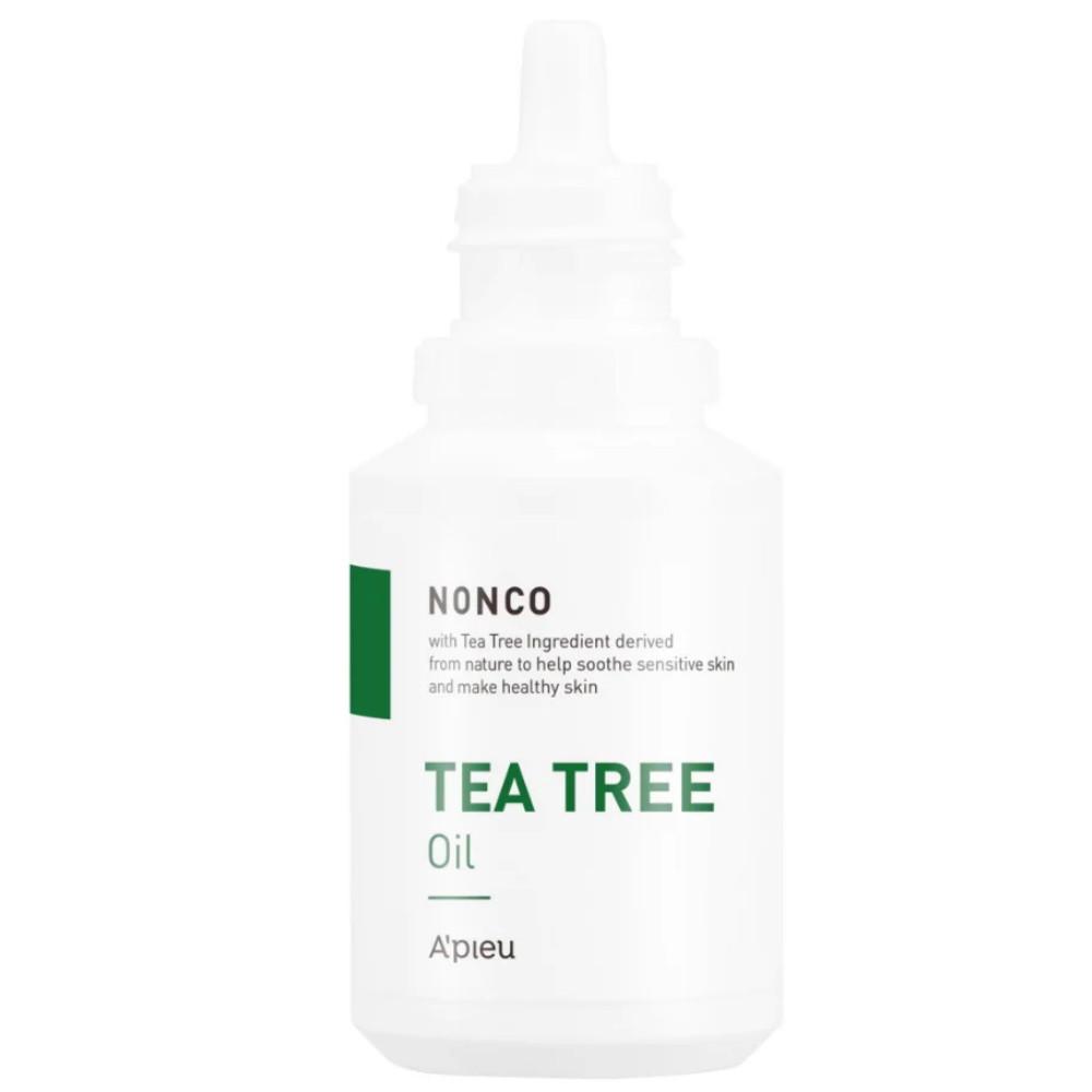 Успокаивающая сыворотка для проблемной кожи с маслом чайного дерева A'pieu Nonco Tea Tree Oil 30 мл