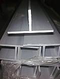 Алюминиевый профиль — тавр алюминиевый 20х40х2 AS, фото 2