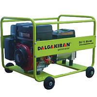 Однофазный бензиновый генератор DALGAKIRAN DJ 70 BS-ME