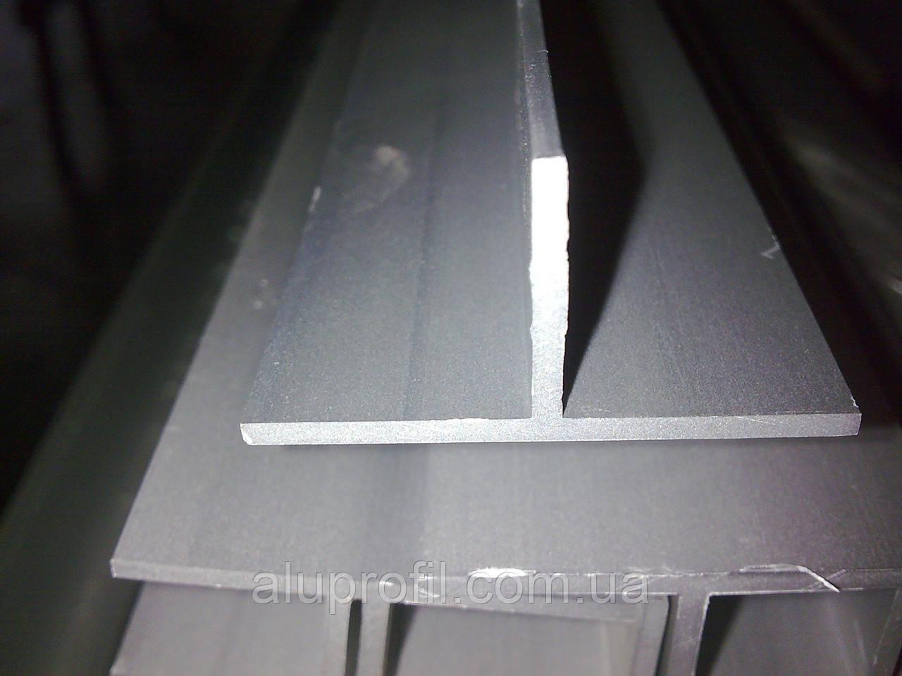 Алюминиевый профиль — тавр алюминиевый 20х40х2 Б/П