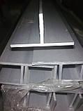 Алюминиевый профиль — тавр алюминиевый 20х40х2 Б/П, фото 2