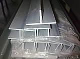 Алюминиевый профиль — тавр алюминиевый 20х40х2 Б/П, фото 4