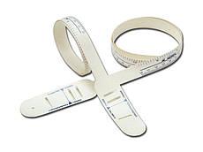 Краниометр - лента для измирения окружности головы  10 - 60 см, Италия