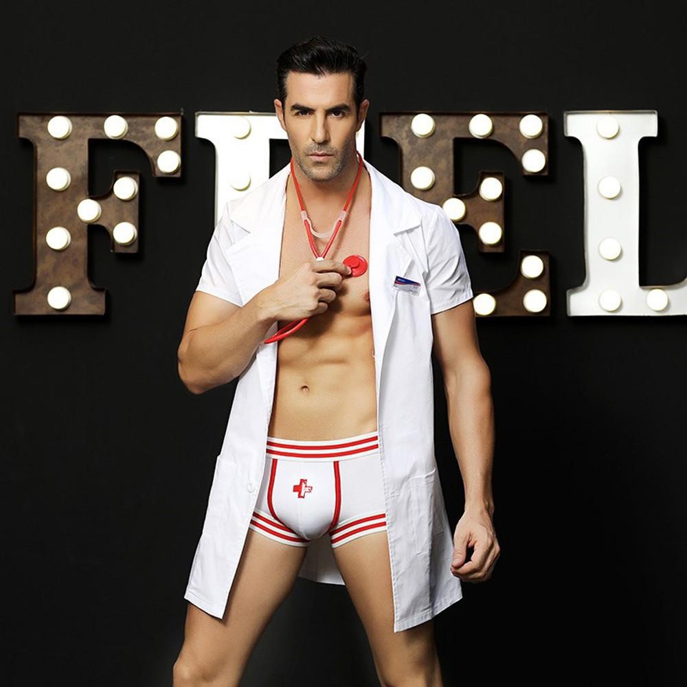 Сексуальный доктор. Мужской костюм