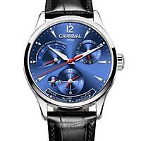 Carnival Мужские часы Carnival Kinetic Blue, фото 1