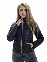Женская демисезонная куртка Irvik ZS152 черная