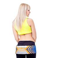 Пояс вибромассажер для похудения Vibro Tone пояс для похудения и подтяжки мышц, фото 4