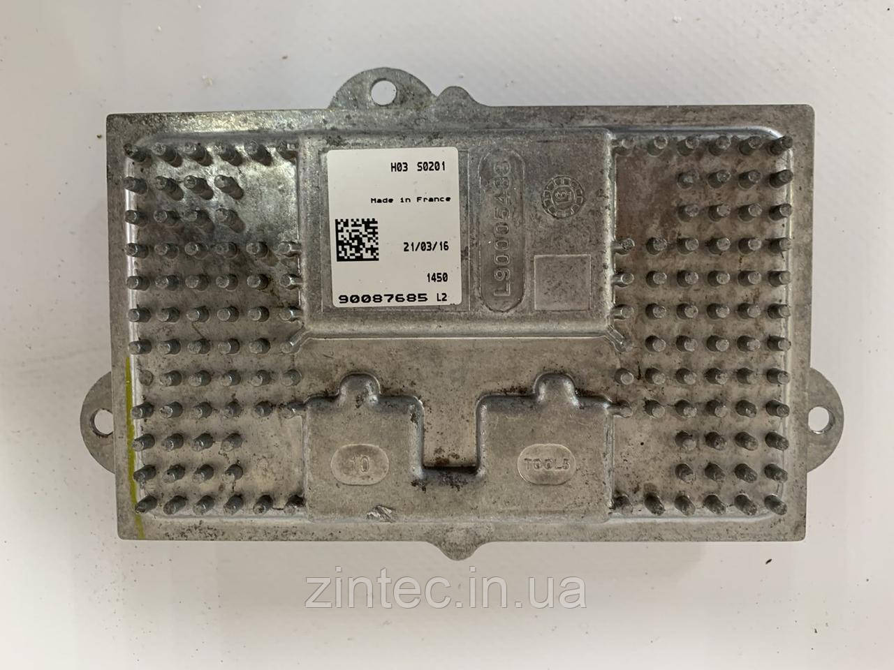 Ford fusion mk5 блок розжига фары 90087685 USA