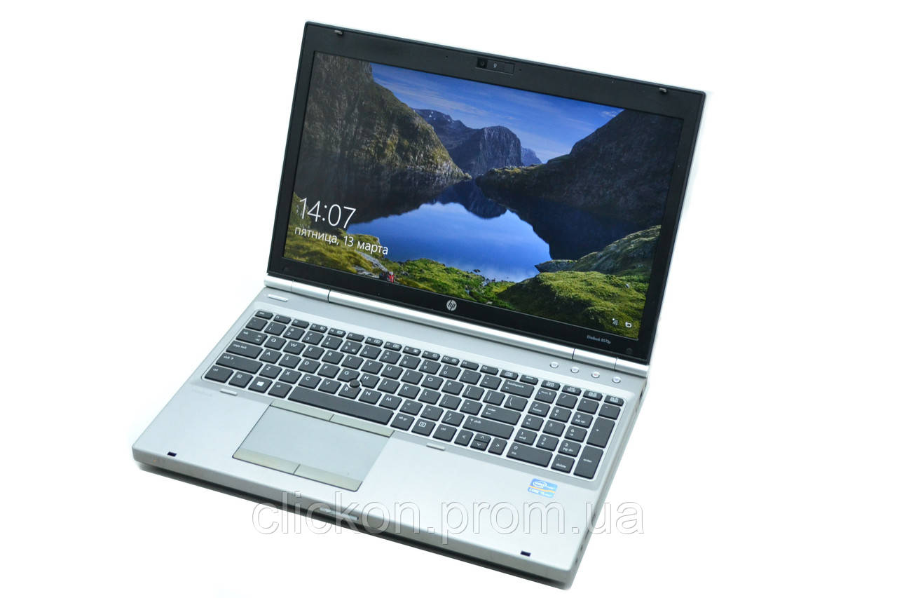Ноутбук HP Elitebook 8570P Core i5-3340m/4/ssd120gb