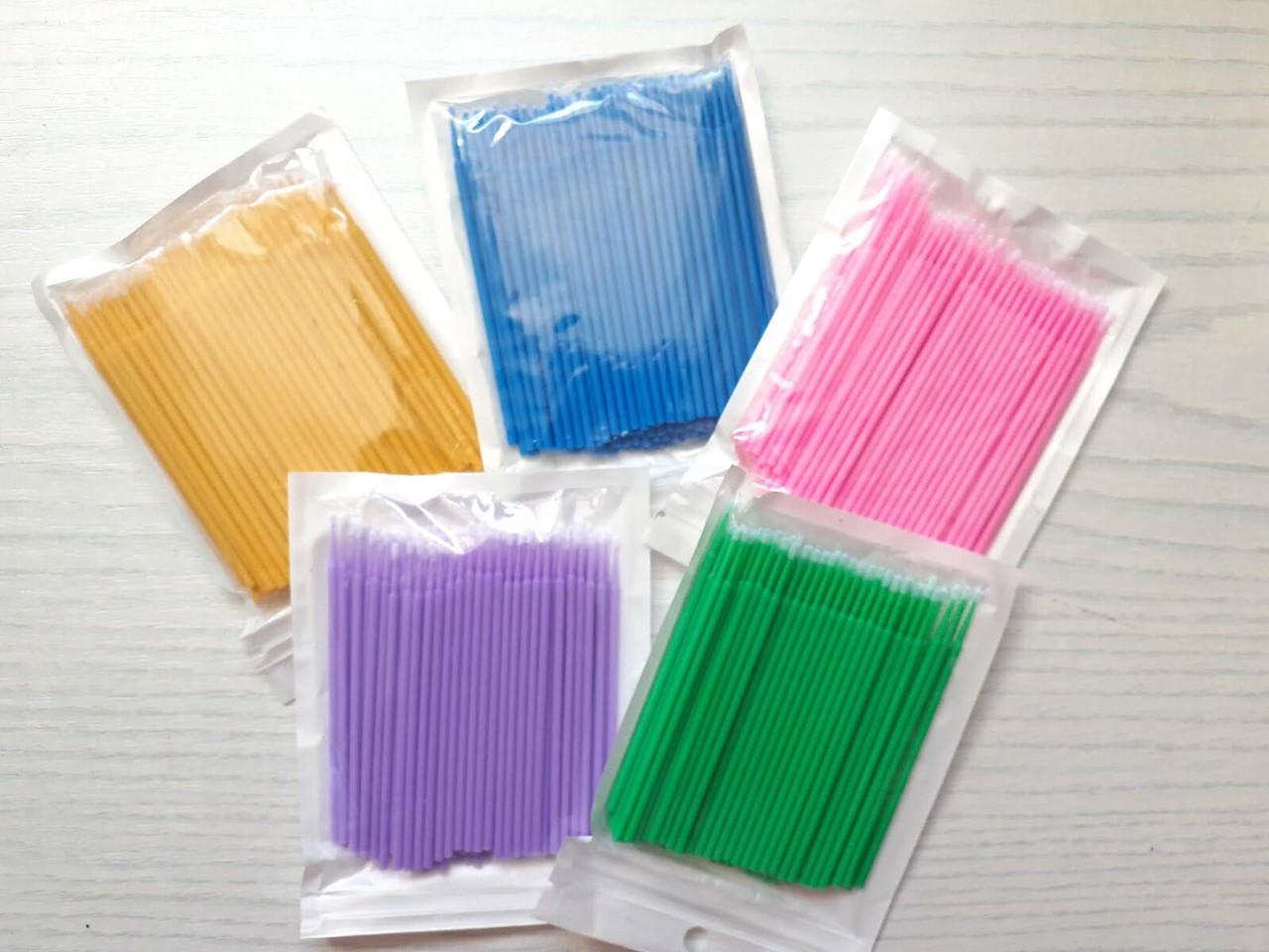 Микробраши в пакете (100 шт,)