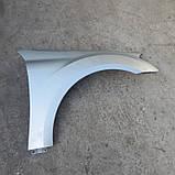 Крила крило крила передні Mercedes ML W 164 2005 2006 2007 2008 2009 2010 2011 рр., фото 7