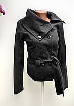 Кашемірове пальто  HAVANA на гудзиках Розмір 34 ( А-25), фото 2