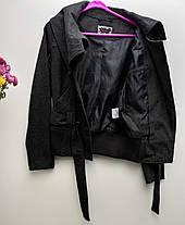 Кашемірове пальто  HAVANA на гудзиках Розмір 34 ( А-25), фото 3