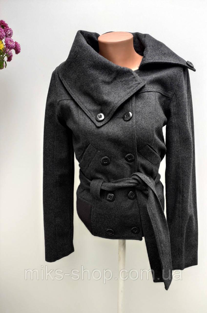 Кашемірове пальто  HAVANA на гудзиках Розмір 34 ( А-25)