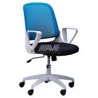 Кресло руководителя Виреон (белое) (с доставкой)