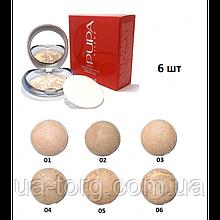 Запеченная пудра Pupa Milano Luminys