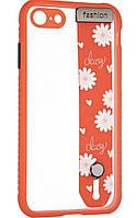 Чехол Altra Belt Case Daisy цветочки для iPhone 12 / 12 Pro