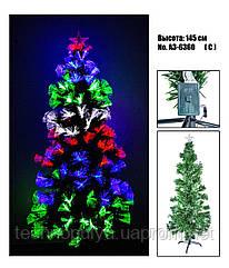 Искусственная елка (с лампочками) - A3-6360(C)