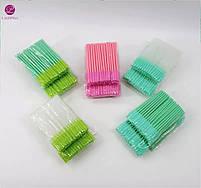 Щеточки для ресниц и бровей силиконовые, фото 4