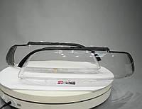 Стекло фары Bmw 5 E39 2000-2004 Рестайлинг Левое Правое