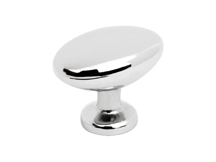Ручка мебельная кнопка GIFF GP0904 Хром