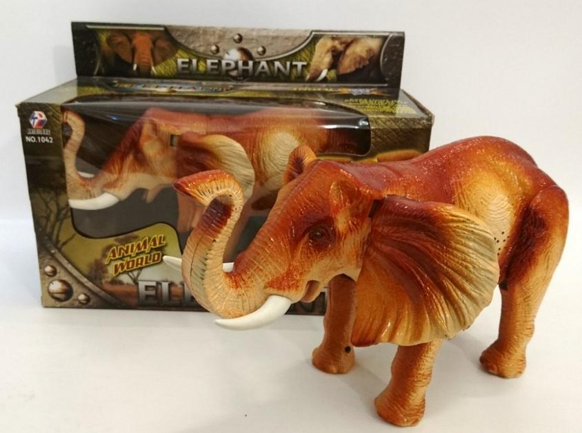 Слон музыкальный 1042