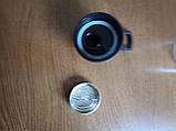 Стеклянная бутылка 1л для воды и заваривания чая с чехлом, фото 6