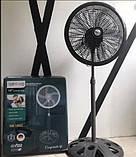 Вентилятор напольный Rainberg RB-1802B 5-ти лопастной, фото 2