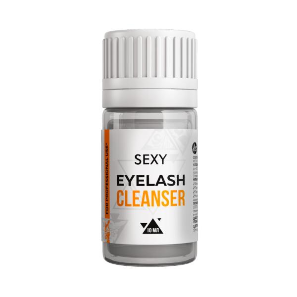 Innovator Cosmetics. Sexy Eyelash Cleanser. Средство для очищения ресниц 10 мл.