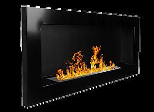 Биокамин Nice-House 900x400x120 мм черный глянцевый (9330)