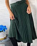 Романтичная юбка-плиссе, фото 4