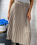 Романтичная юбка-плиссе, фото 5