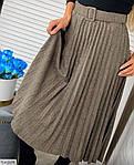 Романтичная юбка-плиссе, фото 6