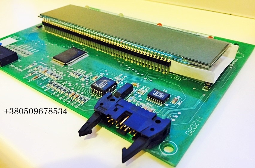 Дисплей LCD Carrier Maxima 12-00515-01