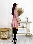 Платье с высокой талией и длинными рукавами, фото 8