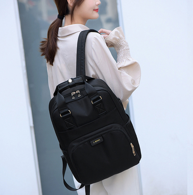 Сумка-рюкзак для ноутбука Apple, Xiaomi, Asus Digital J.QMEi black