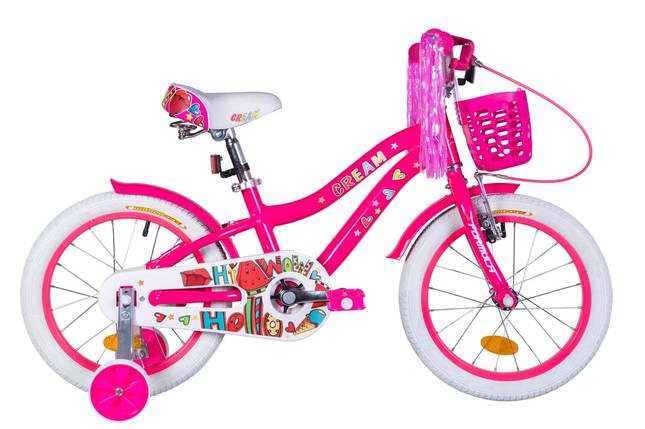 """Велосипед 16"""" Formula CREAM 2020 (малиновый), фото 2"""