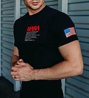 Мужская футболка Nasa (реплика) S M L XL