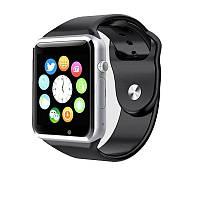 Умные Смарт часы-телефон Smart Watch A1, аналог Apple Watch