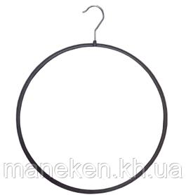 Круг для трусів (37см) S3black (чорний)