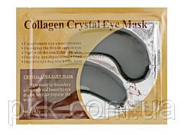 Патчи для кожи вокруг глаз Collagen Crystal Eye Мask омолаживающие c коллагеном 6 г