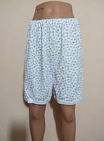 Трусы (панталоны) женские длинные трикотажные размер 48,50,52.