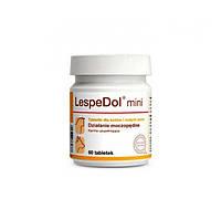 LESPE DOL  mini ( ЛеспеДол ) мочегонное для миниатюрных  собак и котов , 60 таблеток