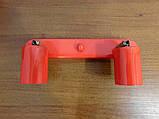Спот поворотный на 2-лампы SLEEVE-2  E27 красный, фото 6