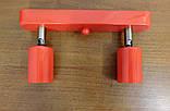 Спот поворотный на 2-лампы SLEEVE-2  E27 красный, фото 8