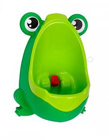 Детский писсуар Лягушка, 2 цвета, Технок, 6870