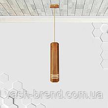 Подвесной светильник MONA E27  на 1-лампу, светлое  дерево