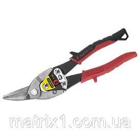 Ножиці по металу, 250мм, прямий і лівий рез,сталь-СгМо // STANLEY