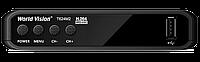 World Vision T624M2 - Т2 Тюнер DVB-T2/C с интернет приложениями, фото 1